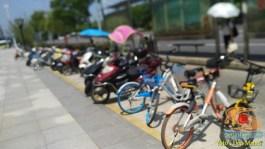 penampakan roda dua dan sepeda listrik di Ninjiang, Shanghai, China (7)