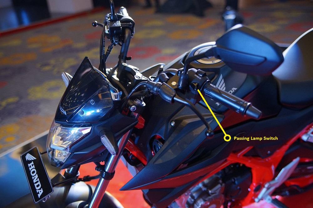 perubahan Honda CB150R StreetFire tahun 2018