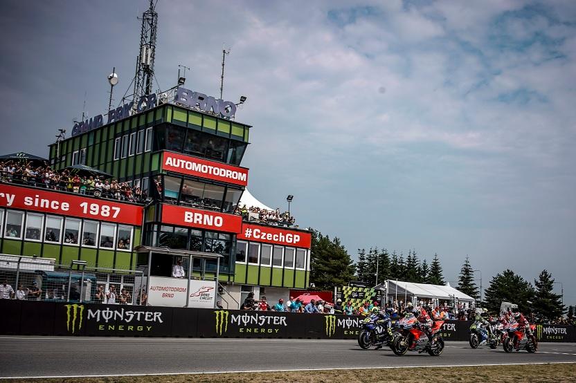 Sirkuit Automotdrom Brno, Ceko tahun 2018