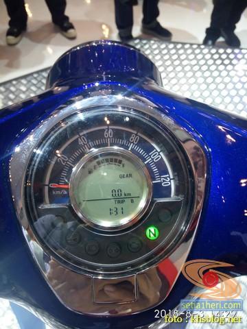 speedometer super cub c125