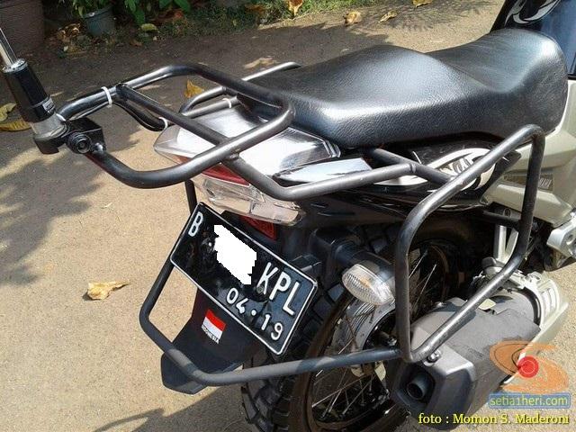 Yamaha Scorpio modifikasi turing yang fungsional dan hi tech brosis (6)