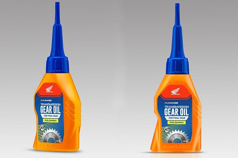 AHM Oil Gear Matic Oil (GMO) Fully Synthetic, Oli sintetis khusus motor matic premium Honda (1)