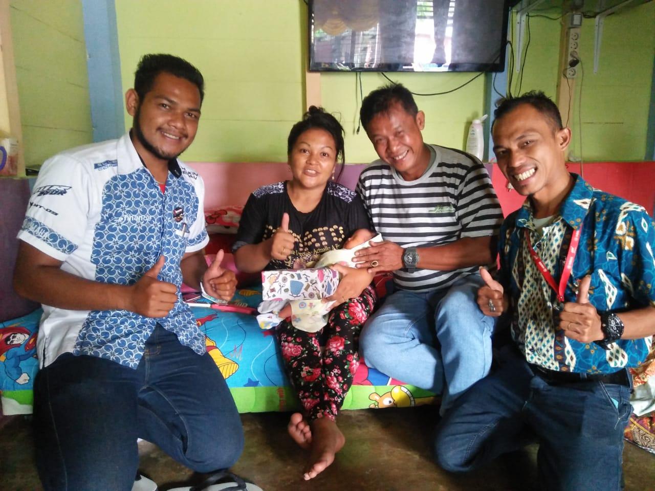 Lexi, nama unik bayi perempuan asal Padang Sidempuan, Sumatera Utara