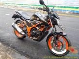 Kumpulan gambar inspirasi frame slidertubular atau crash bar pada Honda CB150R Street Fire (5)