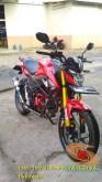Kumpulan gambar inspirasi frame slidertubular atau crash bar pada Honda CB150R Street Fire (7)