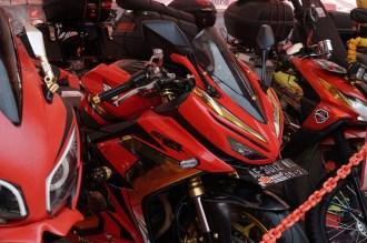 Motor-motor Honda modif keren di HMC 2018 Seri Surabaya, Ini Daftar Pemenangnya brosis (6)