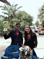 Nunggang Honda Verza, pemuda ganteng jas parlente penjual tahu asal Bogor ini pikat gadis hingga emak-emak gans (16)