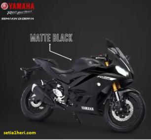 Spesifikasi, harga dan 4 pilihan warna Yamaha R25 dan R3 tahun 2018