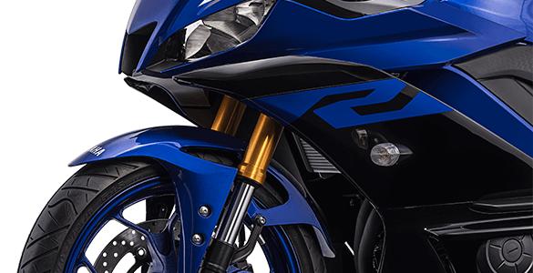 Spesifikasi, harga dan pilihan warna Yamaha R25 dan R3 tahun 2018