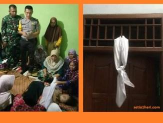 Dilarang ayah bawa motor ke sekolah, siswa SMA asal Aceh nekat gantung diri