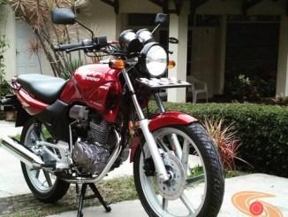 Restorasi Honda Tiger 1993, serasa baru dan kinyis-kinyis brosis