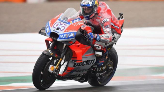 dovizioso juara pertamax di moto gp valencia tahun 2018