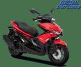Pilihan warna baru Yamaha Aerox 155 VVA tahun 2018 warna grey