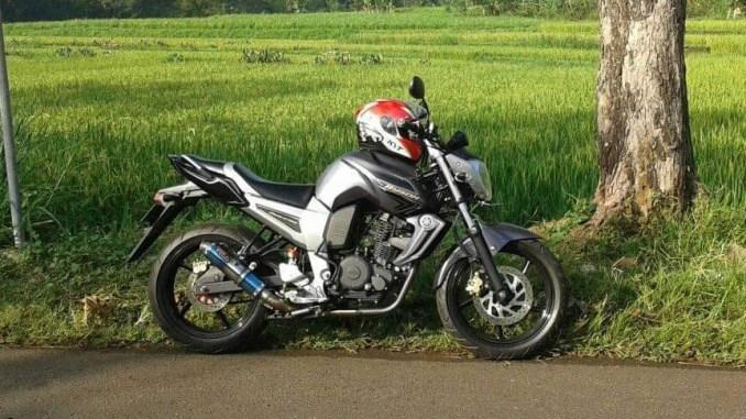 Yamaha Byson lansiran 2012 sudah swap mesin