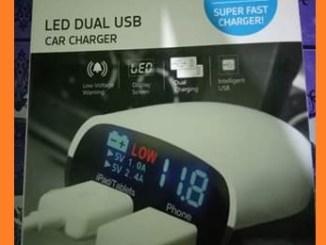 Daftar car charger alias charger mobil yang murah dan rekomended menurut warganet