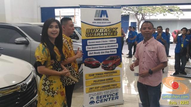 Keuntungan Beli Mobil Bekas, ada garansi servis dari Harris Mobil Surabaya brosis (1)