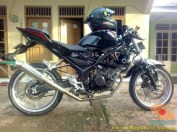 Kumpulan gambar modifikasi Honda CBR150R tanpa fairing (5)