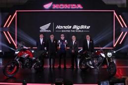 Peluncuran Honda CB650R tahun 2019 dengan Marc Marques