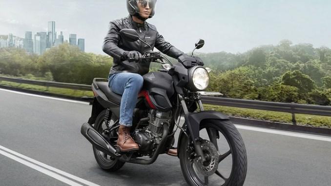 Pilihan Warna New Honda CB150 Verza tahun 2019, semakin macho brosis