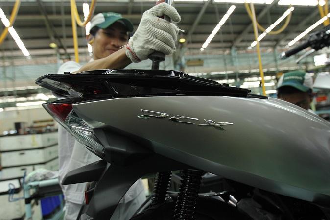 Pilihan Warna baru Honda PCX tahun 2019 (1)