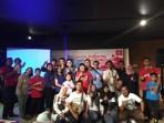 Family gathering blogger dan vlogger Jawa Timur bersama Honda tahun 2019 (1)