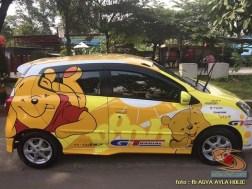 770 Cutting Sticker Mobil Gambar Kartun Terbaik