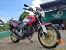 Kumpulan gambar modifikasi sepeda motor pakai piringan cakram besar brosis (21)