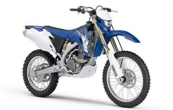 Beda Yamaha YZ250F & Yamaha WR250F