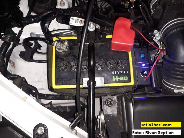 Pengalaman warganet menggunakan Volt Stabilizer pada mobil (2)