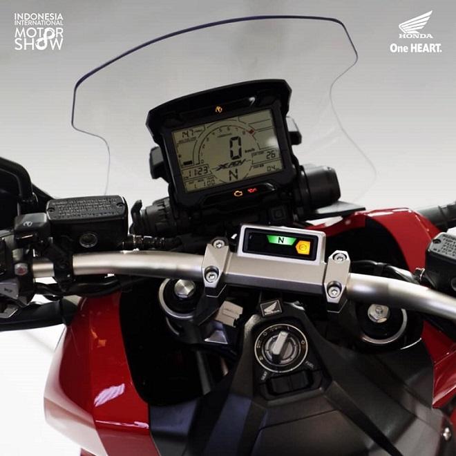 speedometer moge honda x-adv