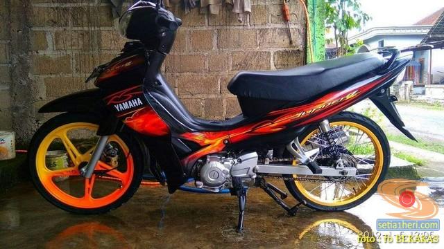 Pesona Yamaha Jupiter Z Versi Burhan Burung Hantu Setia1heri Com