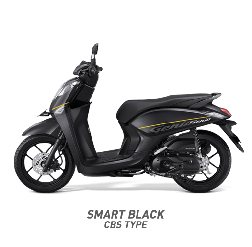 11 daftar pilihan warna Honda Genio tahun 2019