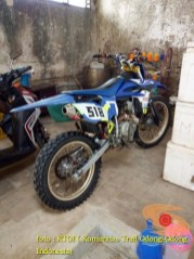 Kumpulan foto motor trail odong-odong basic Yamaha Scorpio (2)