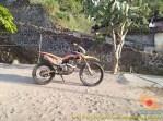 Kumpulan foto motor trail odong-odong basic Yamaha Scorpio (5)
