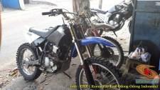 Kumpulan foto motor trail odong-odong basic Yamaha Scorpio (8)