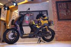 Pilihan konsep modifikasi Honda Genio brosis