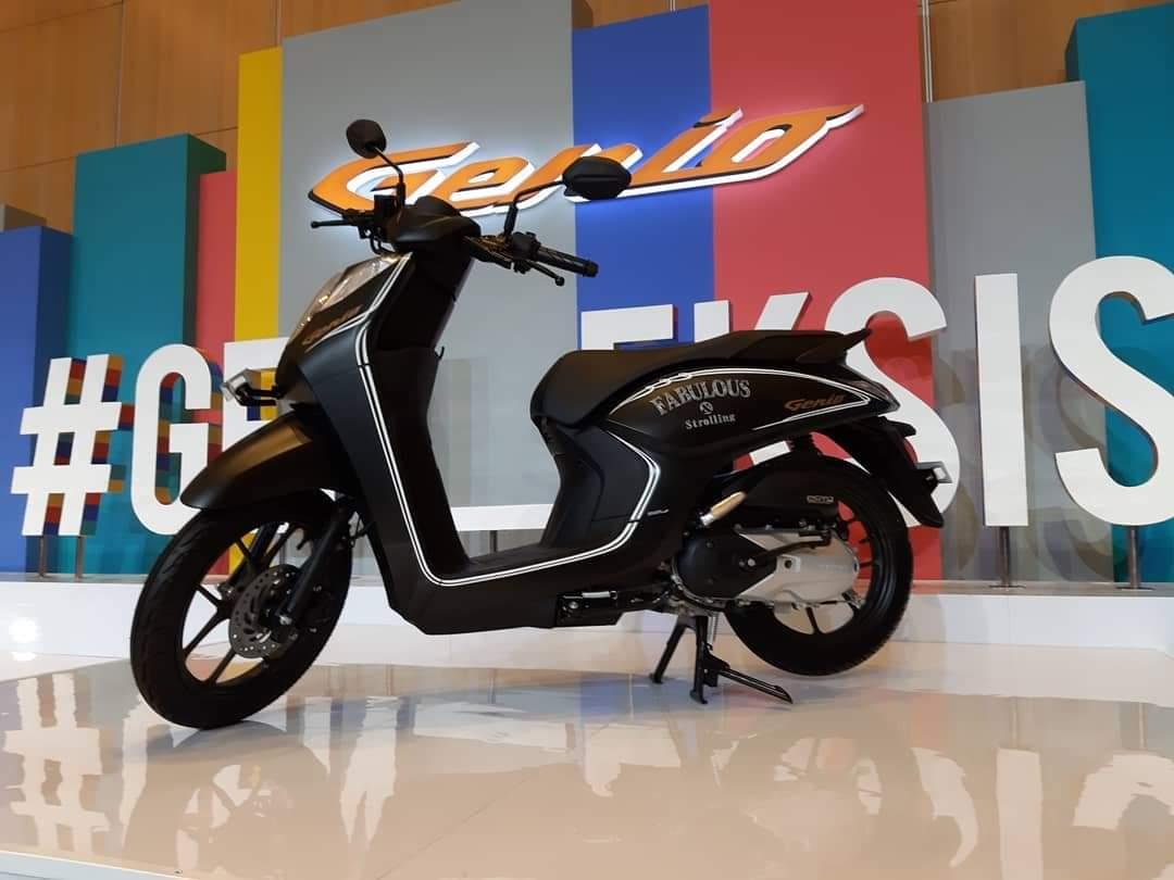 Spesifikasi Harga Dan Pilihan Warna Honda Genio Tahun 2019