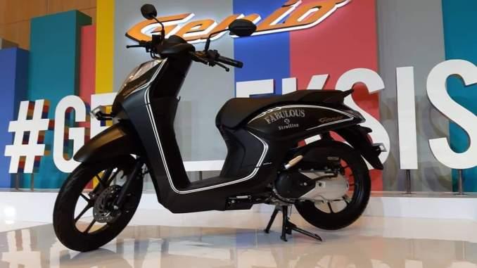 Spesifikasi, harga dan pilihan warna Honda Genio tahun 2019