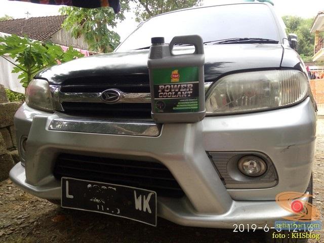 air coolant formula top 1 pada mobil taruna