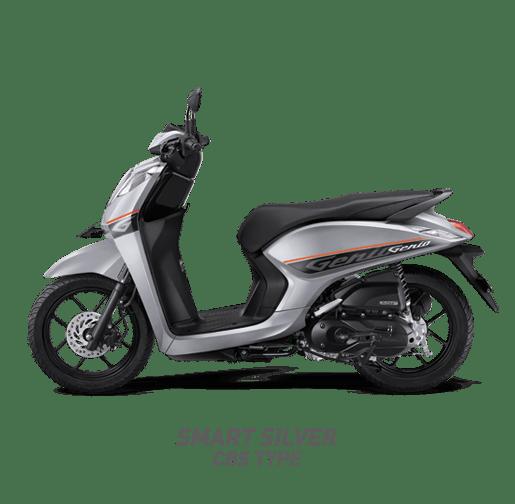 pilihan warna baru Honda Genio tahun 2019