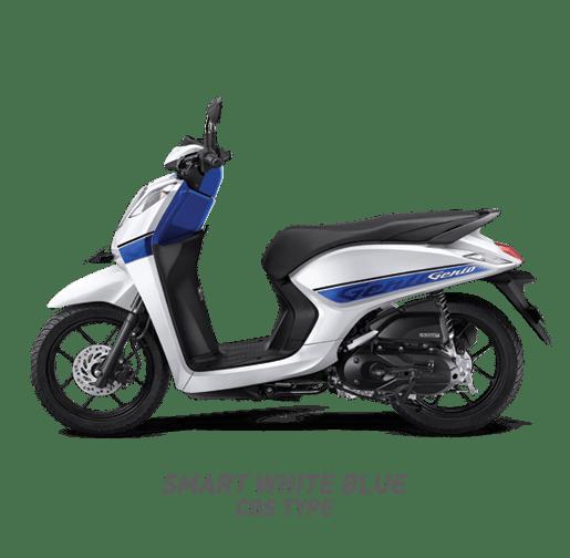 simak pilihan warna Honda Genio tahun 2019