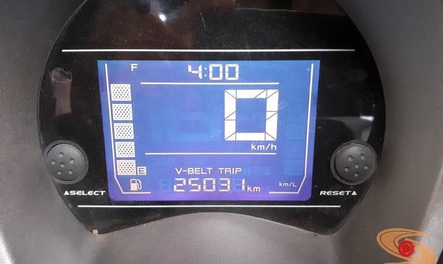Indikator vbelt sudah ngedip2 di Yamaha Nmax, perlu segera ganti kah?