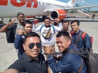 Blogger Vlogger Jawa Timur gathering di Bali bersama MPM Honda Jawa Timur (18)