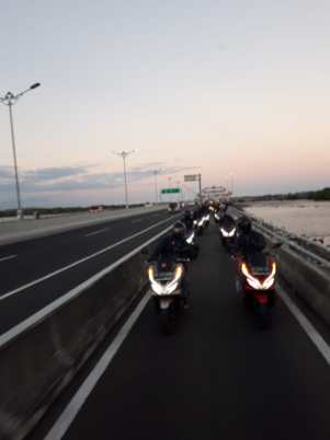Hari ke 2 di Bali, memotoran Turing Kemerdekaan 116 km di Pulau Dewata dengan Honda PCX (28)
