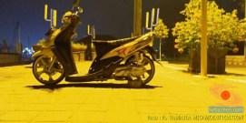 Kumpulan Gambar Modifikasi Yamaha Mio Ceper alias penyapu jalan gans.. (17)