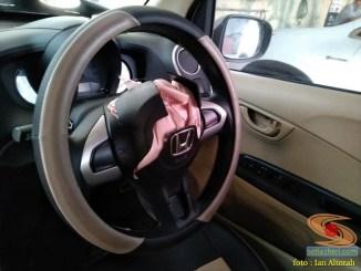 Penasaran dengan sensor air bag pada Honda Mobilio, warganet ini lakukan uji tabrak langsung brosis