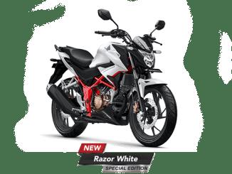 pilihan Warna baru Honda CB150R StreetFire tahun 2019