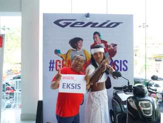 Honda Genio Movie Ride Surabaya 2019, ada Wiro Sableng brosis