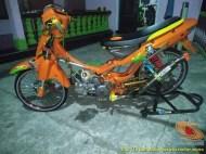 Kumpulan foto modif Honda Supra X brosis (7)