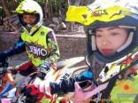 Kumpulan foto romantisme anak motor trail maupun prewedding biker (7)